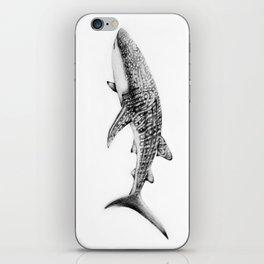 Whale Shark iPhone Skin