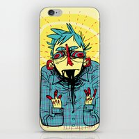 the 100 iPhone & iPod Skins featuring 100% great by musa