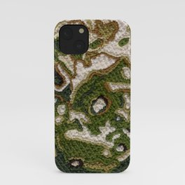 The Other Side of Iapetus iPhone Case