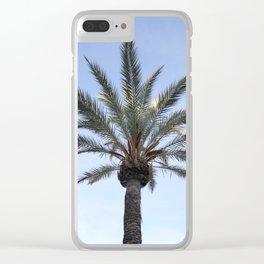 Palma - Matteomike Clear iPhone Case