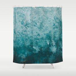 Glacier Shower Curtain