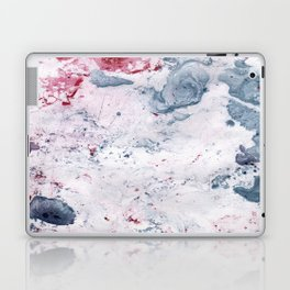 Marble art : Nostalgic Laptop & iPad Skin