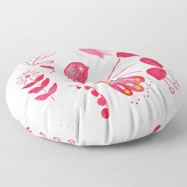 Bird of Hope Floor Pillow
