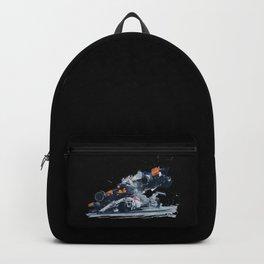 Formula One Crash Backpack