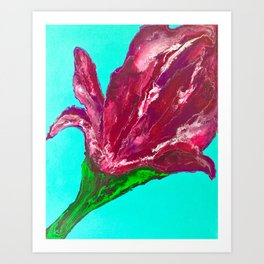 Forever Bloom Art Print