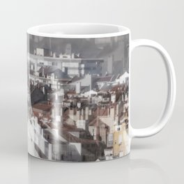 Deconstruction #19 Coffee Mug