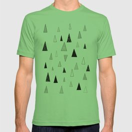Raining Triangles T-shirt