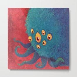 Monsters: Steve Metal Print