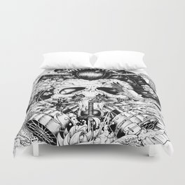 Legendary Duvet Cover