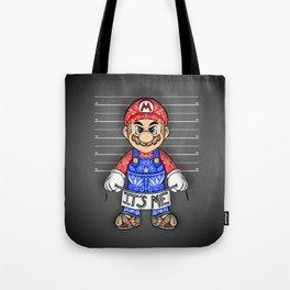 It's ME, Evil Mario !  Tote Bag