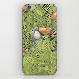 Toucan II iPhone Skin