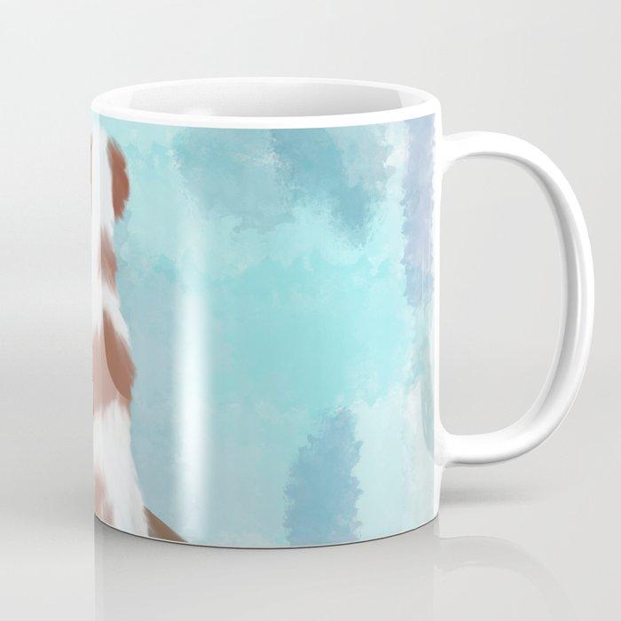 Deschutes The Brittany Spaniel Coffee Mug