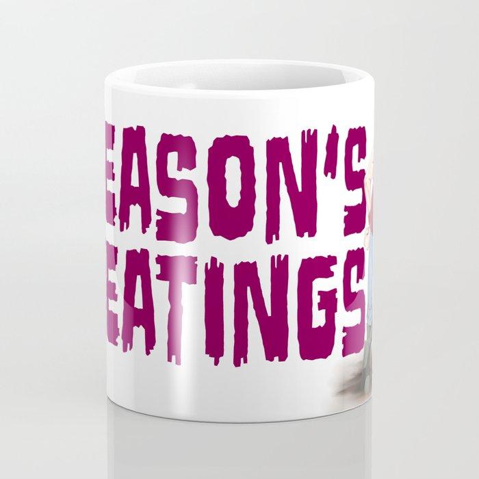 Season's Beatings Coffee Mug