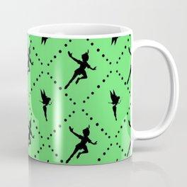 Tinker Bell Art Print Coffee Mug