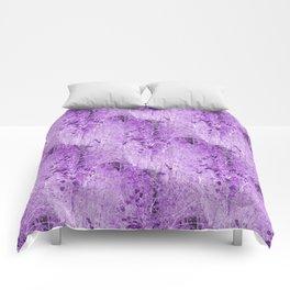 Fun trip on purple... Comforters