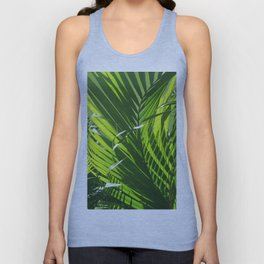 It's All About Greenery Unisex Tank Top