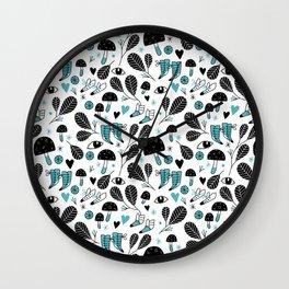 Dance Like You're Watching Everone Wall Clock