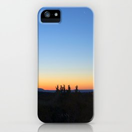 """Sunrise Moon"" iPhone Case"