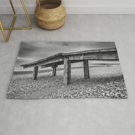 Isolated Pier Rug