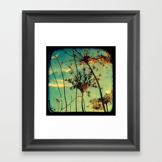Head in the Clouds - Through The Viewfinder (TTV) Framed Art Print