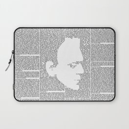 Frankenstein - The Modern Prometheus Laptop Sleeve