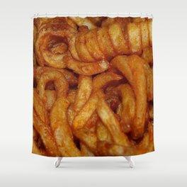 Curlie Frys Shower Curtain