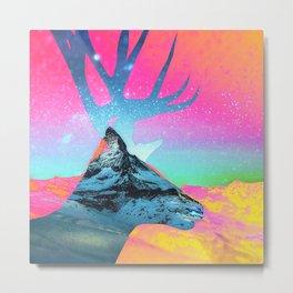 Matterhorn 1 Metal Print