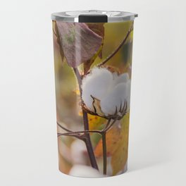 Cotton Flower 3 Travel Mug