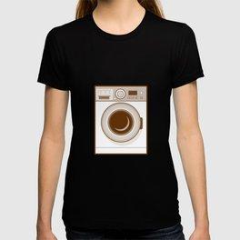 Retro Washing Machine T-shirt