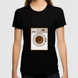 Retro Washing Machine T-shirt