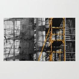 Ancient scaffold Rug