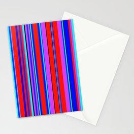 Stripes-006 Stationery Cards