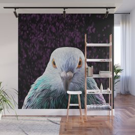 When Doves Cry Wall Mural