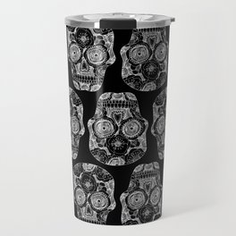 Caveira black  Travel Mug
