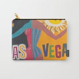 Vintage Las Vegas Poster Carry-All Pouch