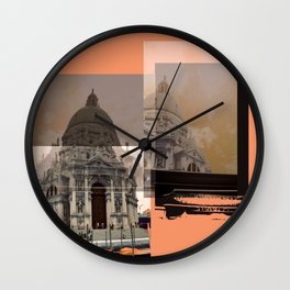 Venezia Composition by FRANKENBERG Wall Clock