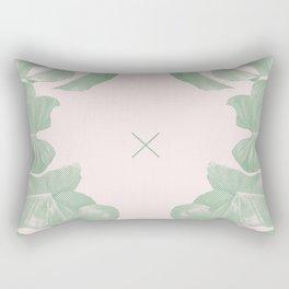 PALM X Rectangular Pillow