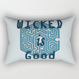 The Maze Runner - Wicked is Good Rectangular Pillow