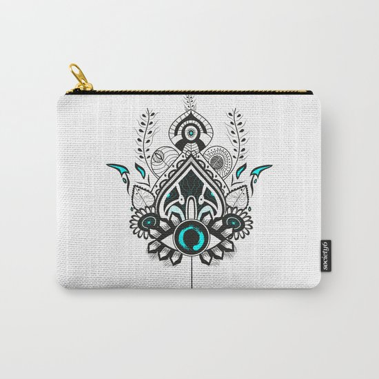 Magic Eye Carry-All Pouch