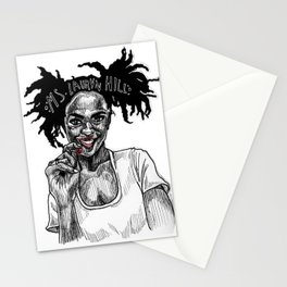 Ms. Lauryn Hill Stationery Cards