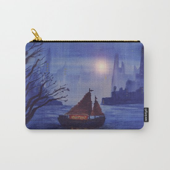 Track 13: Songs of the Sea Carry-All Pouch