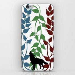 The Wolves of Mercy Falls iPhone Skin