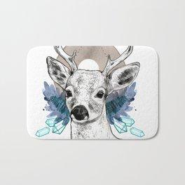 The Deer (Spirit Animal) Bath Mat