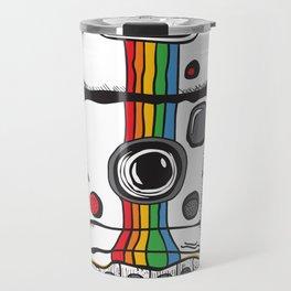 Insta Camera Travel Mug