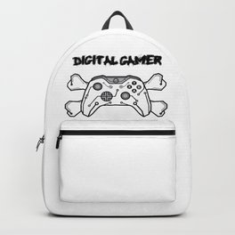Digital gamer Backpack