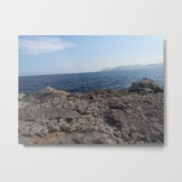 Provence Cannes Metal Print