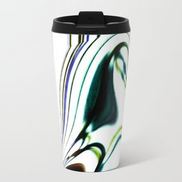 Marbleized Travel Mug