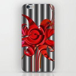 The Devil's Pinwheel iPhone Skin