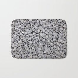 Cambrian green stone chippings Bath Mat