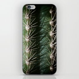 western sharp iPhone Skin